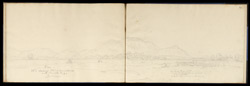 Mohery Ville & mountains with Pooshto Pass. Dec. 1813